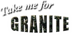 Take Me 4 Granite Logo